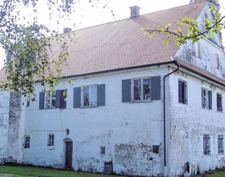 Erhaltung und Sanierung des Pfarrhofes in Westerheim
