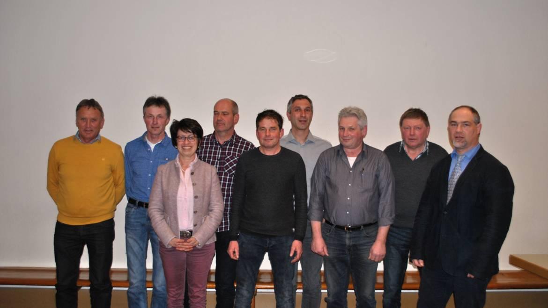 Vorstandssitzung Teilnehmergemeinschaft – Unternehmensverfahren Günz II, Gemeinde Westerheim, Lkrs. Unterallgäu