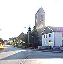 """Dorferneuerung – Einladung zur Projektgruppe """"Ortsmitte Günz"""""""