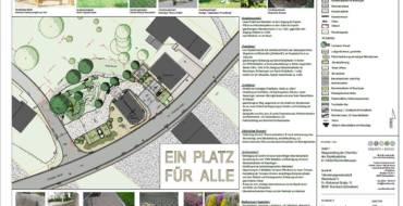 """Dorferneuerung Westerheim V – Einladung zur Projektgruppe """"Kapellenplatz"""" in Rummeltshausen"""