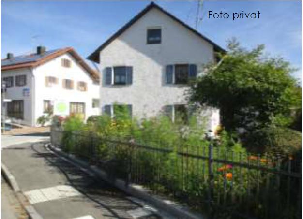 Dorferneuerung Fördermöglichkeiten für private Eigentümer