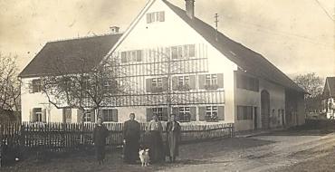 Dorferneuerung Arbeitskreis Geschichte