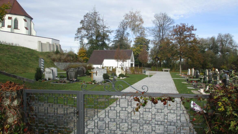 Friedhöfe Westerheim