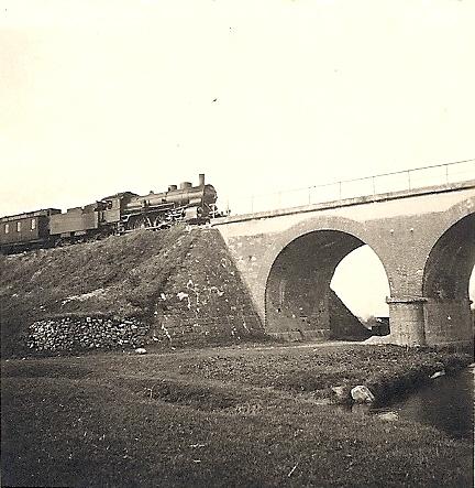 Dorferneuerung Geschichte der Bahn