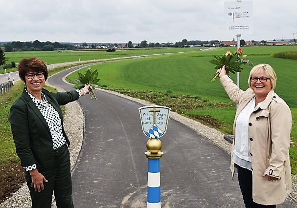 Einweihung Radweg Westerheim – Günz