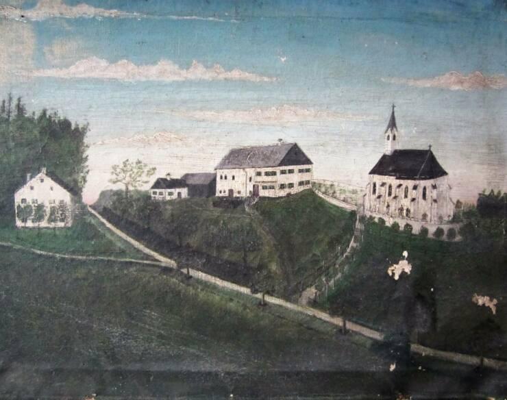 Dorferneuerung Geschichte der Pfarrei und ihrer Pfarrkirchen